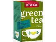Zelený čaj limetka a eukalyptus