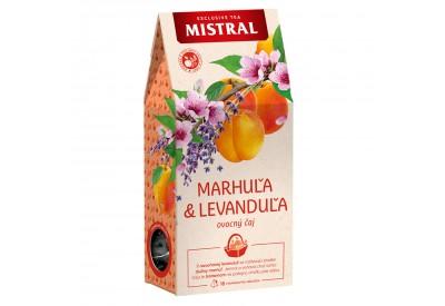 Ovocný čaj Meruňka a levandule
