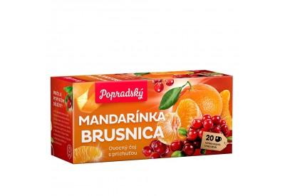 Mandarinka brusinka