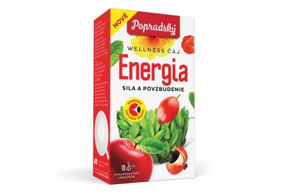 Energie - síla a povzbuzení